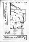 Map Image 005, Van Buren County 1982